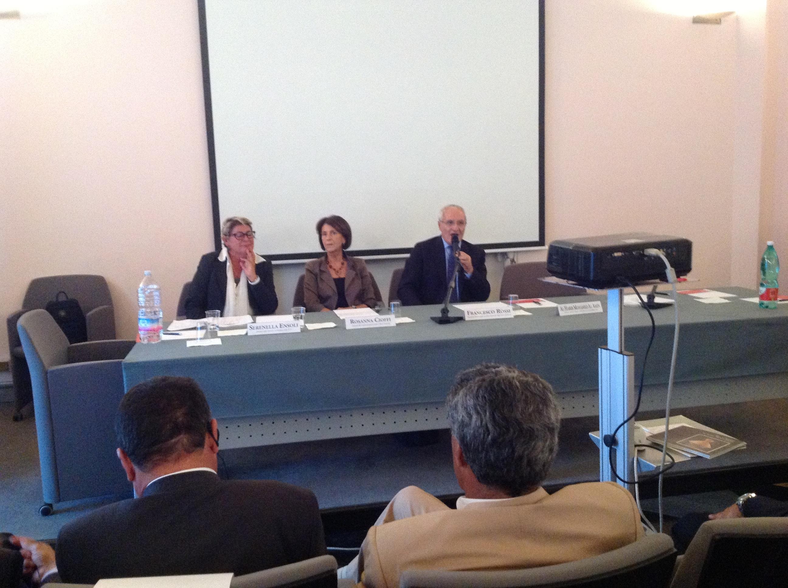 Seminario Napoli Min. Al Amin