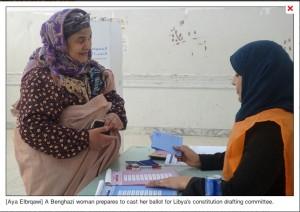 Voto Libya 2014