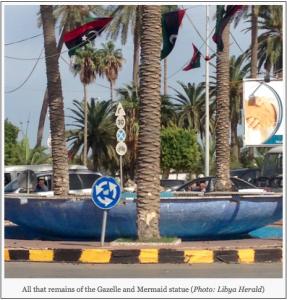 Tripoli's Gazelle